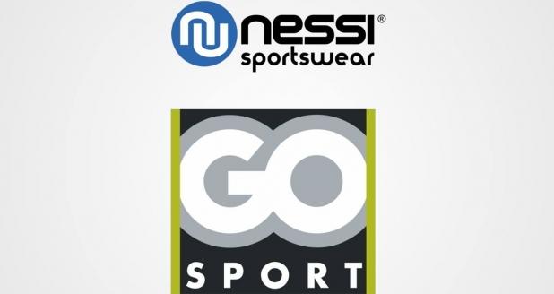 Nessi w kolejnych salonach GO Sport
